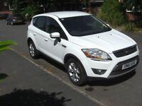 Ford Kuga 2011 - White