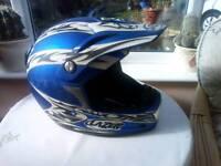 Lazer Motocross helmet