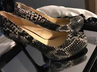 "Size 8. Guess heels. 3.5"" heel. Brand new"