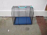 Small Animal Cage I.D. No. 44/3/17