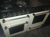 Rangemaster electric cooker Range110cm...Free delivery
