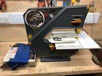 Burgess Bandsaw with extras