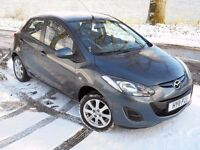 MAZDA2 1.5 TS2 Activematic 5dr automatic with FSH, 5 door