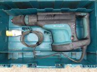 Makita HM1203C 1500W Demolition Hammer Drill 110v