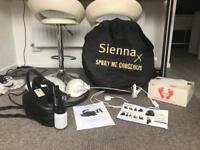 Sienna X spray tan kit