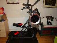Bowflex Max Trainer M5i (less than 2 months old so pristine condition)
