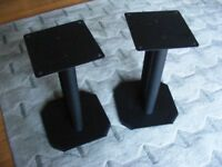 Pair Speaker Stands.