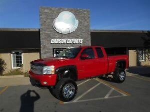 2007 Chevrolet Silverado 1500 LTZ! MONSTER LIFT! CHANCE TO WIN $