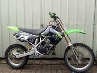 Kx85 2005 no swaps thanks