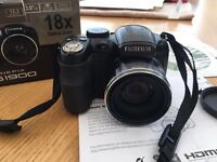 Fujifilm Finepix S1900 Digital Camera