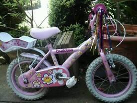 Little Girls Bike