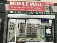 MOBILE MALL DUNSTABLE ***CHEAPEST PRICE GUARENTEED***