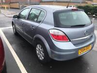 Vauxhall Astra 1.7 CDTI MOT 2018 and Service done