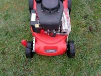 Brand new sovereign xsz40 self propelled petrol lawnmower