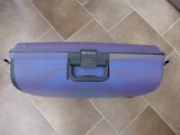 CARLTON 2 WHEEL HARD CASE TRAVEL LUGGAGE