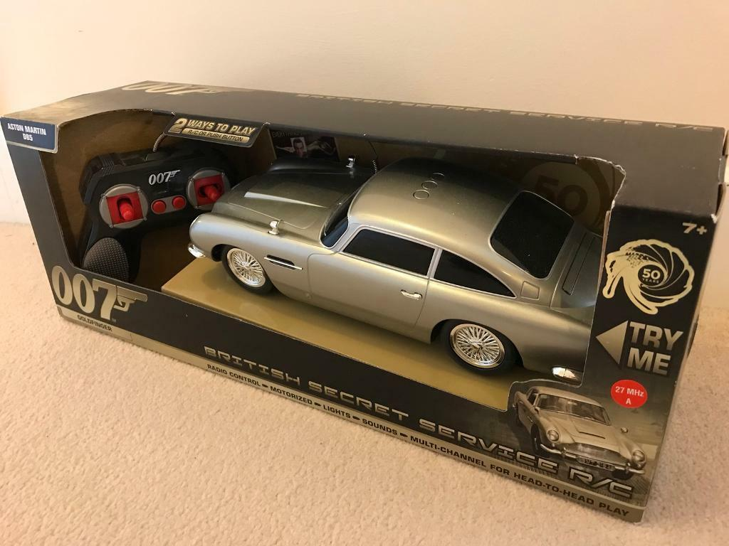 bond 007 goldfinger aston martin db5 boxed | in chandlers ford
