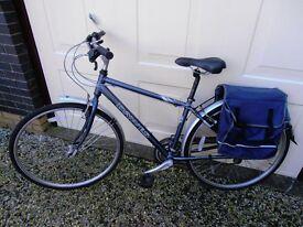 Bicycle, Dawes Kalahari with 21 gears.