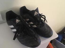 Boys football boots size 13
