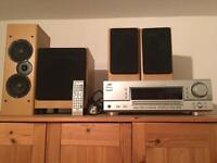 Home cinema Dolby digital 5.1 surround sound system