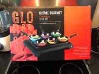 Global Gourmet Wok Set
