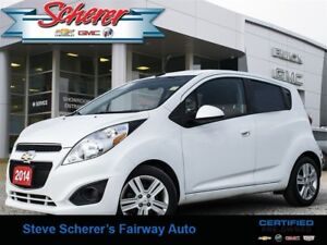 2014 Chevrolet Spark LT REAR CAMERA