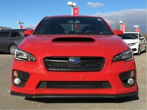 2015 Subaru WRX 4Dr Sport Pkg 6sp - ACCIDENT-FREE, SUNROOF