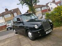 Black cab service available at your doorstep for school drop off and pick up