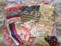 Baby Girl Clothes Bundle 3-6m