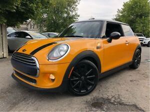 2014 MINI Cooper Cooper PANORAMA ROOF LEATHER BIG BLACK MAGS
