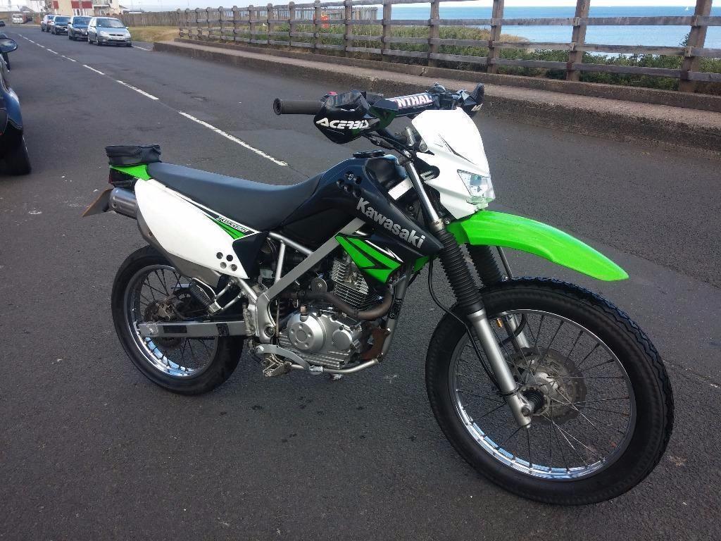 Kawasaki KLX 125 2013
