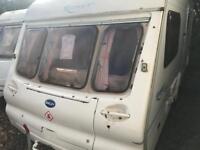 Bailey ranger 460/2l 2004 2 berth touring caravan