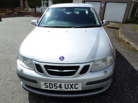 Saab 9-3 Saloon 2.0 Turbo 175bhp Arc, 4door, 5 speed Auto 2004/54 - £775 ovno