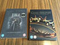 Game of Thrones Series 1 & 2