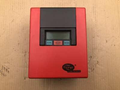 Fireye E110 Flame Monitor Eb-700 Microprocessor Burner Management Control