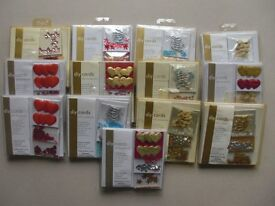 diy craft cards envelopes invitations thank you pads car boot items 28 items