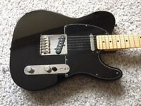 Fender USA Standard Telecaster 2014 (Black with maple)