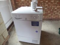 Indesit Condenser Tumble Dryer Drier 7kg Load IDC75