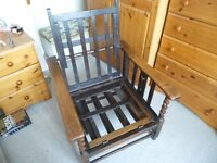 Antique Bed Chair