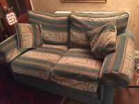 3 seater sofa & 2 seater sofa in good condition
