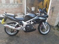 SV650s 2002 - Great Condition for age