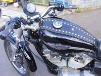 Harley davidson 883/1200 poss swap