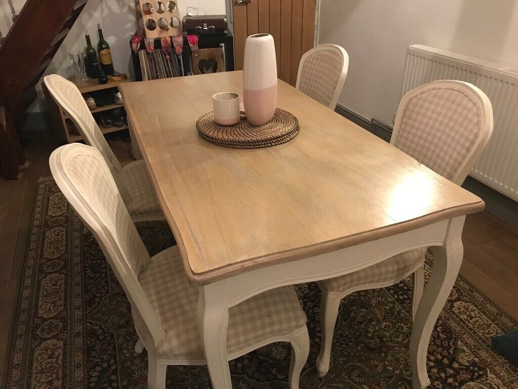 Next Ophelia 6 Seater Dining Table Chairs In Enderby Leicestershire Gumtree