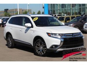 2017 Mitsubishi Outlander GT Touring 7-Pass S-AWC| Sun| Adapt Cr