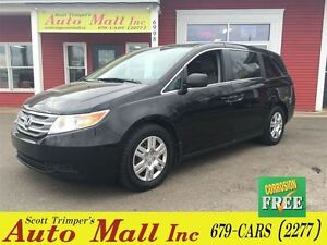 2012 Honda Odyssey LX With Only 91, 960 Km's....