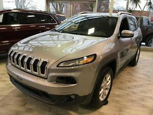 2017 Jeep CHEROKEE, ENS REMORQUAGE NORTH, V6, 4X4