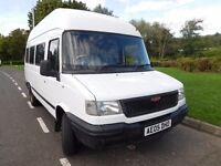 LDV CONVOY MINIBUS 17 SEATER VERY LOW MILEAGE DRIVES FANTASTIC IN LOVELY CONDITION £3750 ONO