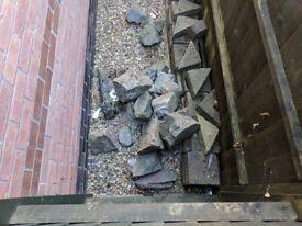 Free Granite rockery