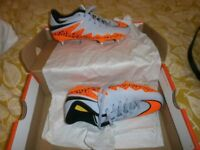 brand new boys football boots