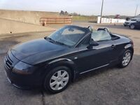 AUDI TT CONVERTIBLE ROADSTER FOR SALE