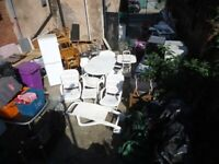 HEAVY DUTY GARDEN/PATIO SET